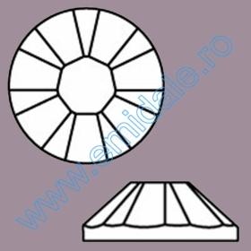 Cristale de Lipit (HotFix) Cristale de Lipit  2038, Marimea: SS6, Culoare: Crystal (1440 buc/pachet)