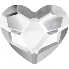 Cristale de Lipit (HotFix) Cristale de Lipit 2808, Marimea: 10 mm, Culoare: Crystal (144 buc/pachet)