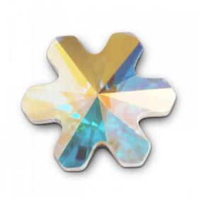 Cristale de Lipit (HotFix) - 2826 Cristale de Lipit 2826, Marimea: 5 mm, Culoare: Crystal-AB (720 buc/pachet)