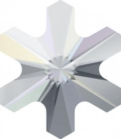 Cristale de Lipit (HotFix) - 2826 Cristale de Lipit 2826, Marimea: 5 mm, Culoare: Crystal (720 buc/pachet)