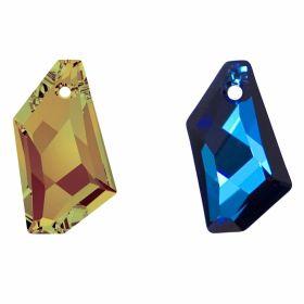 Cristale de Cusut Swarovski, Marime: 8 mm, Diferite Culori (14 buc/pachet)Cod: 3204 Pandantiv Swarovski, 24 mm, Diferite Culori (1 bucata)Cod: 6670-MM24