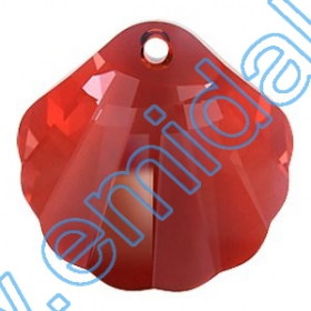 Swarovski Elements - 6680-MM40  (12 bucati) Culoare: Crystal Golden Shadow Swarovski Elements - 6723-MM16 (96 bucati/pachet) Culoare: Crystal Red Magma