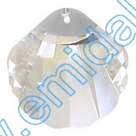 Swarovski Elements - 6040 (72 bucati/pachet) Culoare: Crystal Silver Night Swarovski Elements - 6723-MM28 (18 bucati/pachet) Culoare: Crystal AB