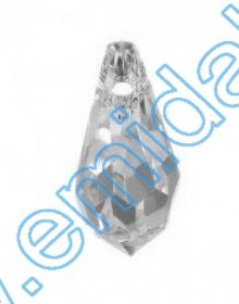 Swarovski Elements - 6010-MM17X8.5 (36 bucpachet) Culoare: Erinite Swarovski Elements - 6000-MM15x7.5 (144 buc/pachet) Culoare: Crystal