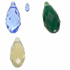 Pandantiv Swarovski, 20 mm, Culoare: Crystal (1 bucata)Cod: 6704-MM20 Pandantiv Swarovski, 13x6.5 mm, Diferite Culori (1 bucata)Cod: 6010