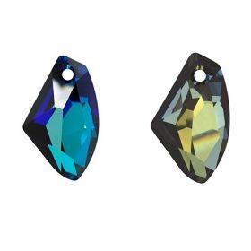 Cristale de Cusut Swarovski, Marime: 8 mm, Diferite Culori (14 buc/pachet)Cod: 3204 Pandantiv Swarovski, 27 mm, Diferite Culori (1 bucata)Cod: 6656-MM27