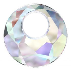 Pandantiv Swarovski, 28 mm, Culori: Liliac Shadow (1 bucata)Cod: 6672-MM28 Pandantiv Swarovski, 18 mm, Culori: Crystal-AB (1 bucata)Cod: 6041-MM18