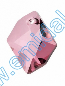 Swarovski Elements - 6621-MM18  (72 buc/pachet) Culoare: Crystal Moonlight Swarovski Elements - 6680-MM40  (12 bucati) Culoare: Crystal Antique Pink