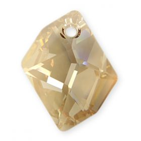 Margele BeCharmed PavÊ (1 bucata)Cod: 181951 Pandantiv Swarovski, Culoare: Crystal Golden Shadow (1 bucata)Cod: 6680-MM40