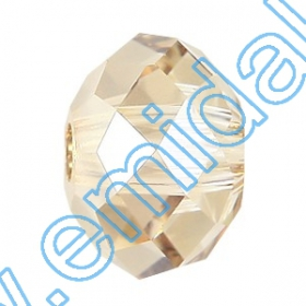 Margele SWAROVSKI Swarovski Elements - 5040-MM12 GOLDEN SHADOW (144 bucati/pachet)
