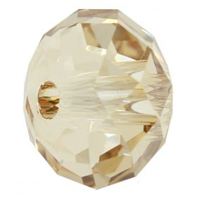 Swarovski Margele Swarovski, 18 mm, Culori: Crystal Golden Shadow (1 bucata)Cod: 5041-MM18