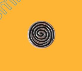 Nasturi cu Picior 0315-0291/12 (200 bucati/punga) Culori: Aurii si Argintii Nasturi cu Picior H1400, Marimea 40 (100 buc/pachet)