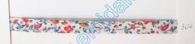 Banda Decorativa, Banda Ripsata Bias Cotton (100 metri/rola) Culoare 304