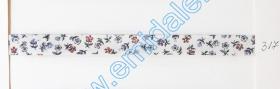 Banda Decorativa, Banda Ripsata Bias Cotton (100 metri/rola) Culoare 317