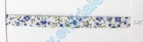 Banda Decorativa, Banda Ripsata Bias Cotton (100 metri/rola) Culoare 325