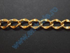 Lant Ornamental (5 m/rola) Lant Ornamental (10 m/rola) Culoare: Auriu