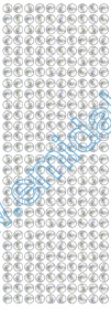 Cristale Metraj Swarovski 40001/05-CRY (10 metri/rola) Cristale Metraj Swarovski 40001/10-CRY (10 metri/rola)