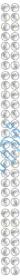 Cristale Metraj Swarovski 40001/02-CRY (10 metri/rola) Cristale Metraj Swarovski 40001/02-CRY (10 metri/rola)