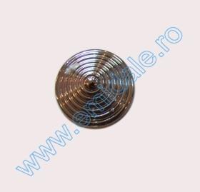 Nasturi Plastic cu Picior, Marime 44 Lin (50 bucati/pachet)Cod: PA52/44 Nasturi cu Picior 29SW-202, Marimea 24 (100 buc/pachet)