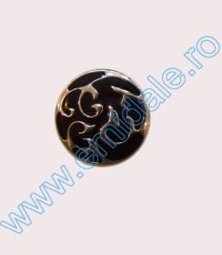 Nasturi cu Picior DPY0528/44 (100 bucati/punga) Nasturi cu Picior 118JLH-8069, Marimea 48 (100 buc/pachet)