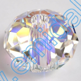 Nasturi 3037, Marime: 12 mm, Culoare: Crystal (48 buc/pachet) Cristale de Cusut 5041, Marimea: 12 mm, Culoare: Aurore Boreale (144 buc/pachet)