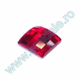 Colectie Speciala Cristale de Lipit 2493, Marime: 8 mm, Culoare: Light Siam (216 buc/pachet )