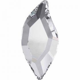 Pandantiv Swarovski, 30 mm, Culoare: Indicolite (1 bucata)Cod: 6040-MM30 Cristale de Lipit Swarovski, Marime: 10x5 mm, Culori: Crystal (10 buc/pachet)Cod: 2797