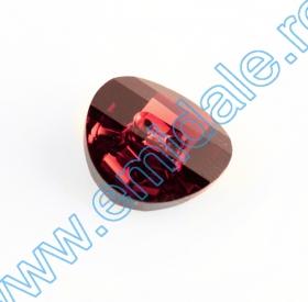 Cristale fara Adeziv 2035, Marimea: 40 mm, Culoare: Crystal Bermuda Blue (6 buc/pachet) Nasturi 3016, Marimea: 12 mm, Culoare: Crystal Red Magma (48 buc/pachet)