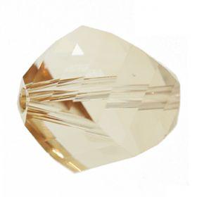 Oferta la 0.40 Lei + TVA Cristale de Cusut, Marimea: 8 mm, Culoare: Golden Shadow (1 bucata)Cod: 5020