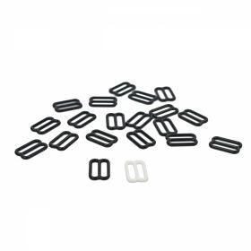 Reglor Sutien, 15 mm, Auriu, Negru, Argintiu (100 bucati/pachet)  Reglor Sutien, 15 mm (100 bucati/pachet)