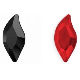 Pandantiv Swarovski, 27 mm, Diferite Culori (1 bucata) Cod: 6261-MM27 Cristale de Lipit Swarovski, Marime: 8x4 mm, Diferite Culori (24 buc/pachet)Cod: 2797