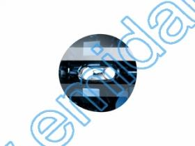 Pandant 6680, Marimea: 40 mm, Culoare: Crystal Silver Shade (12 buc/pachet)  Nasturi 3016, Marimea: 12 mm, Culoare: Montana (48 buc/pachet)