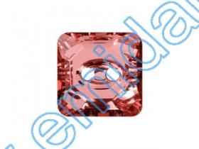 Cristale fara Adeziv 2028, Marimea: 50 mm, Culoare: Crystal (4 buc/pachet)  Nasturi 3017, Marimea: 12 mm, Culoare: Padparadscha (48 buc/pachet)