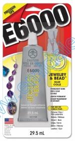 Adezive si Pistol de Lipire Adeziv pentru Bijuteriii si Margele (E6000)