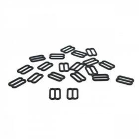 Inchizatori Sutien, 12 mm, Negru, Alb (100 bucati/pachet)  Reglor Sutien, 12 mm, Negru (100 bucati/pachet)