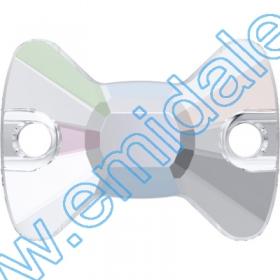 Cristale de Cusut 3200, Marimea: 12 mm, Culoare: Crystal-AB (48 buc/pachet)  Cristale de Cusut - 3258, Marime: 16x11.5, Culoare: Aurore Boreale (48 buc/pachet)