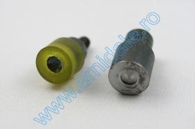 Matrita pentru Montat Capse din Plastic de 15 mm, Cod: AD-PC-150 Matrita pentru Montat Riveti de 8 mm, Cod: AD-KS-PP08