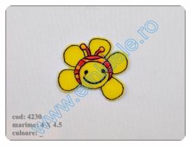 Embleme Termoadezive M40111 (25 bucati/pachet) Embleme Termoadezive 4230 (12 bucati/pachet)