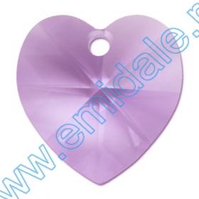 Oferta Speciala Pandantive Swarovski Elements 6202-MM18x17.5 (72 bucati/pachet) Culoare: Violet