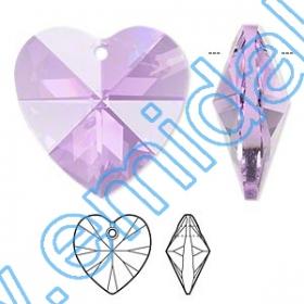 Oferta Speciala Pandantive Swarovski Elements 6228-MM40 (6 bucati/pachet) Culoare: Violet