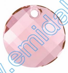Oferta Speciala Pandantive Swarovski Elements 6621-MM18 (72 bucati/pachet) Culoare: Light Rose