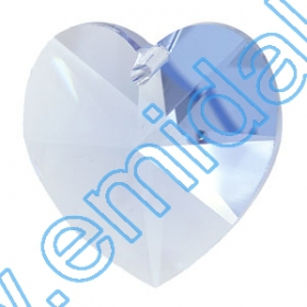 Oferta Speciala Pandantive Swarovski Elements 6202, Marimea: 14.4x14mm, Culoare: Light sapphire (144 buc/pachet)