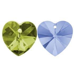 Cristale de Cusut 3200, Marime: 10mm, Culoare: Jet Nut (1 bucata)  Pandantive Swarovski, 14 mm, Differite Culori (1 bucata)Cod: 6202