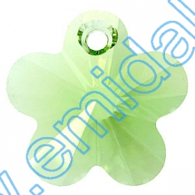 Pandant 6190, Marimea: 35 mm, Culoare: Crystal (18 buc/pachet)  Pandantive Swarovski Elements 6744, Marimea: 14mm, Culoare: Peridot (144 buc/pachet)