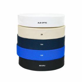 Banda Decorativa Poliester Radu 40 mm ( 100 metri/rola ) Banda Decorativa, Poliester, Radu, latime 50 mm (100 metri/rola)