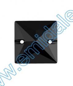 Lichidare de Stoc Cristale de Cusut 3240-MM22 (24 bucati/pachet) Culoare: Jet