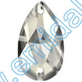 Lichidare de Stoc Cristale de Cusut 3230-MM18x10.5 (72 bucati/pachet) Crystal Satin