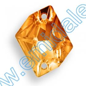 Lichidare de Stoc Cristale de Cusust 3265-MM20X16 (72 bucati/pachet) Crystal Copper
