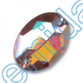 Lichidare de Stoc Cristale de Cusut 3210-MM16X11 (72 bucati/pachet) Crystal Copper