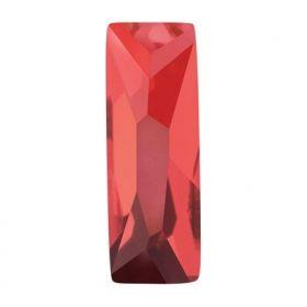 Swarovski Cristale de Lipit Swarovski, 15x5 mm, Culori: Light Siam (1 bucata)Cod: 2555